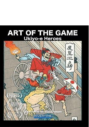 Art Of The Game: Ukiyo-E Heroes Edizione: Stati Uniti Italia ...