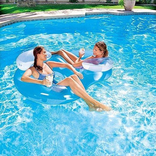 Nadar Juguetes para Fiestas Balsa Inflable Tomar el Sol Playa Del ...