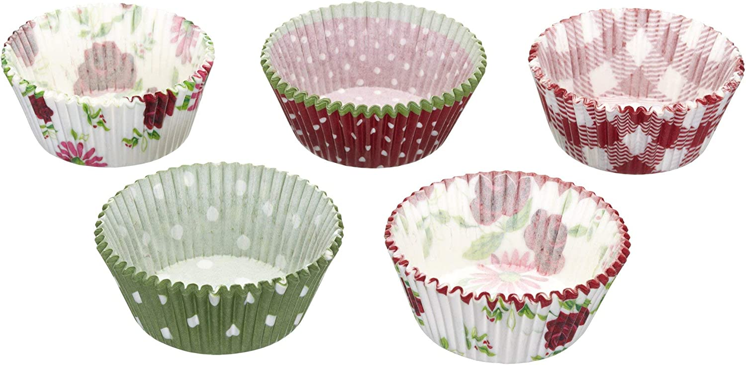Kitchen Craft Sweetly Does It Pirottini in Carta per Muffin 250 pz.