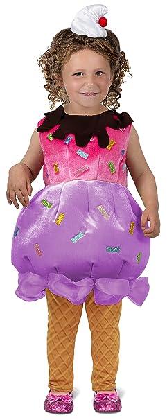 amazoncom kids ice cream sundae halloween costume toys games