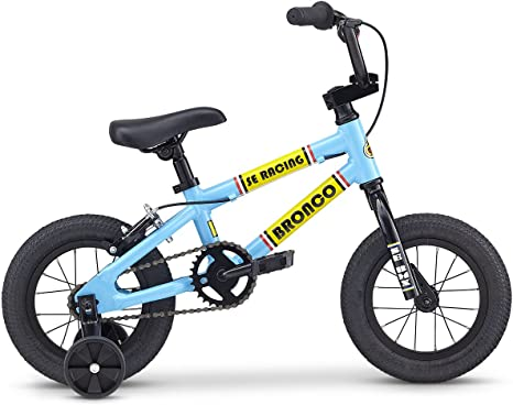 SE Bikes Bronco - Bicicleta Infantil (12 Pulgadas), Color Azul ...