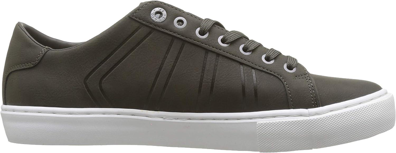 Levi's Woodward Sportswear, Baskets Homme Vert Sneakers 37
