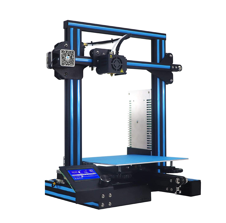 WUAZ Impresora 3D, La Impresión Tamaño 220 * 220 * 250 Mm ...