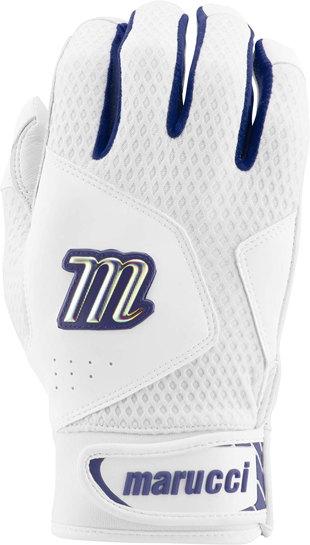 Adult//Youth Marucci Quest 2.0 Baseball//Softball Batting Gloves