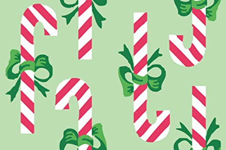 Berlin Wallpaper On Demand Timeless Seasonal Candy Canes Free