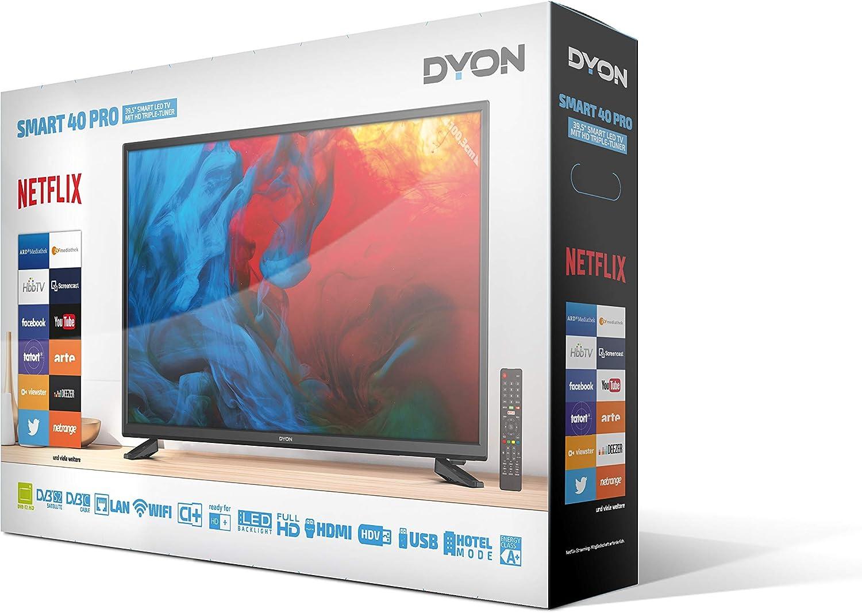 DYON Smart 40 Pro 100,3cm 39,5