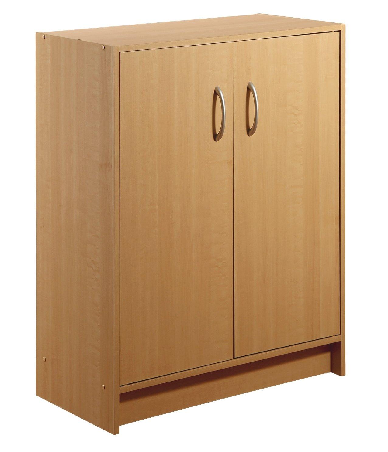 2-Door Organizer, Maple