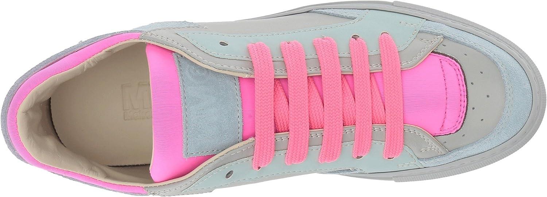 finest selection edc5a d88b8 Amazon.com   Maison Margiela MM6 Womens Neon Pop Low Trainer   Sandals