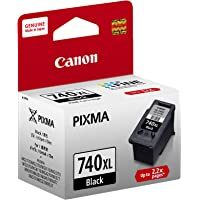 Canon PG-740 BK XL BJ Cartridge, Black
