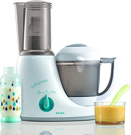 Beaba Babycook Original Plus Baby Food Blender Processor