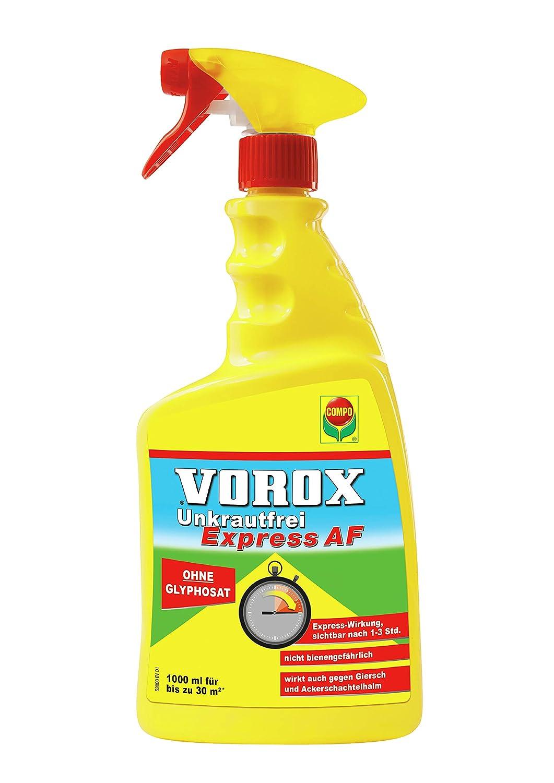 vorox® libre de malas hierbas Express AF, anwendungsfertiges total ...