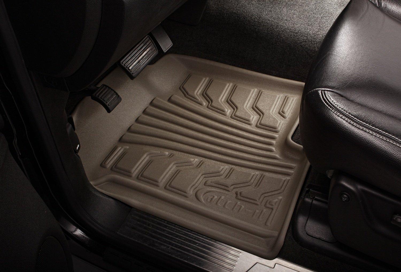 Front Tan Lund 283009-T Catch-It Floor Mat