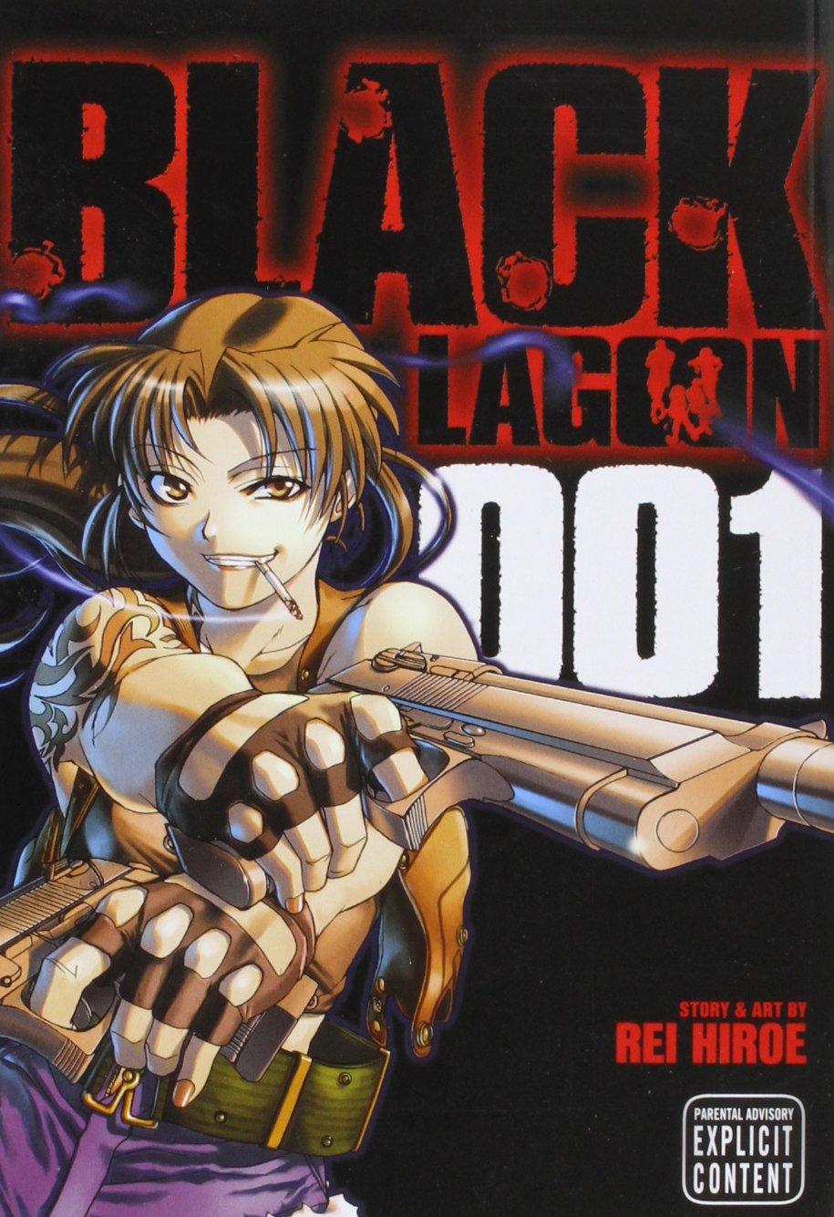 「BLACK LAGOON」の画像検索結果