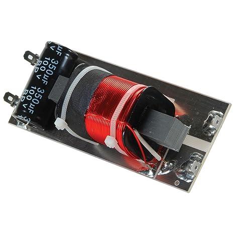 amazon com parts express 80 hz low pass 4 ohm crossover electronics rh amazon com