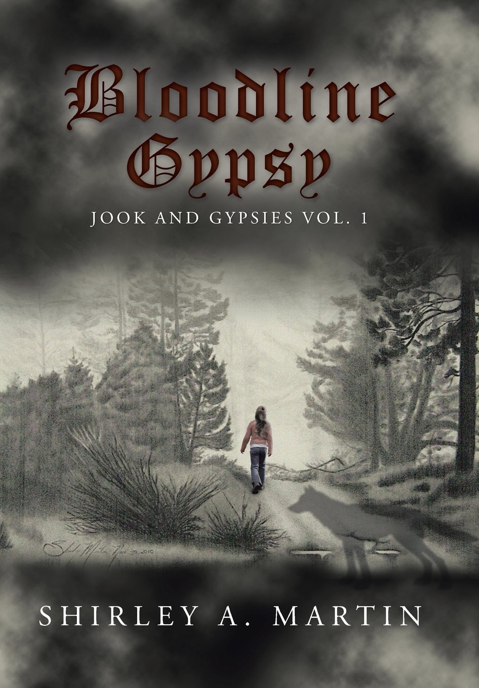 Read Online Bloodline Gypsy: Jook and Gypsies Vol. 1 pdf