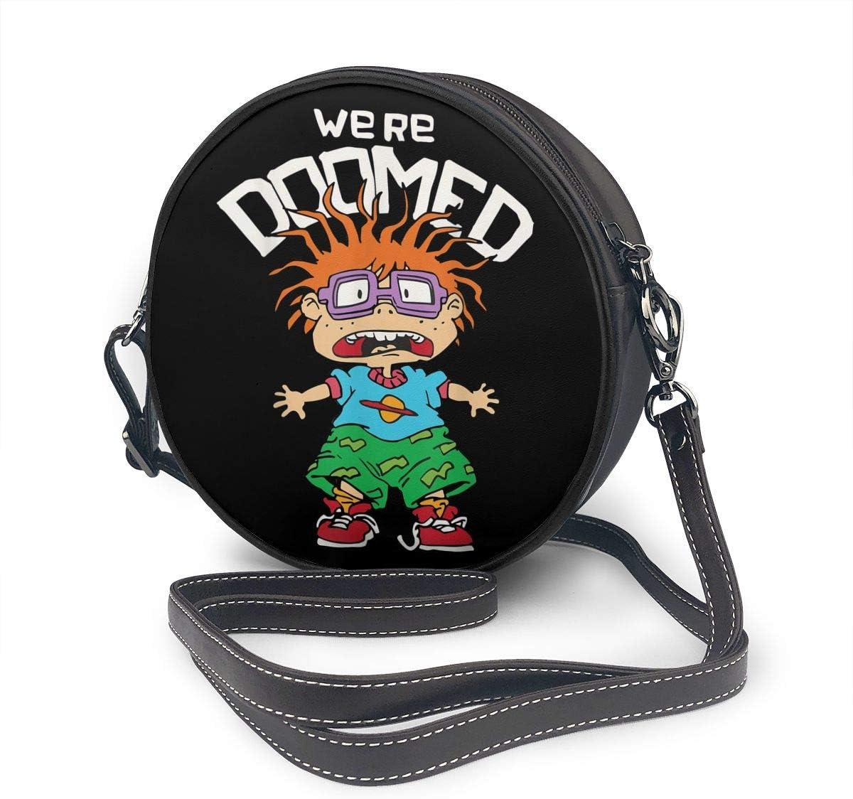 Duwamesva Rugrats Tommy Small Crossbody Bags Shoulder Bag Purse and Handbags Womans