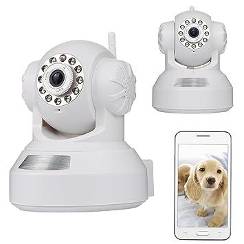 NEXGADGET IP Cámara 720P Inalámbrica WiFi de Vigilancia Seguridad ...