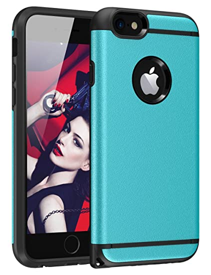 amazon com chtech 739810737560 fashion double layer heavy dutyIphone 6 Plus Cell Phone Cases Good Quality Iphone 6 Plus Cases Best Cases For 6 Apple Cases For Iphone 6 Fashion #13