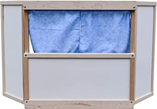 product image for Beka Table-Top Puppet Theater with Wipe-Off Marker Surfaces