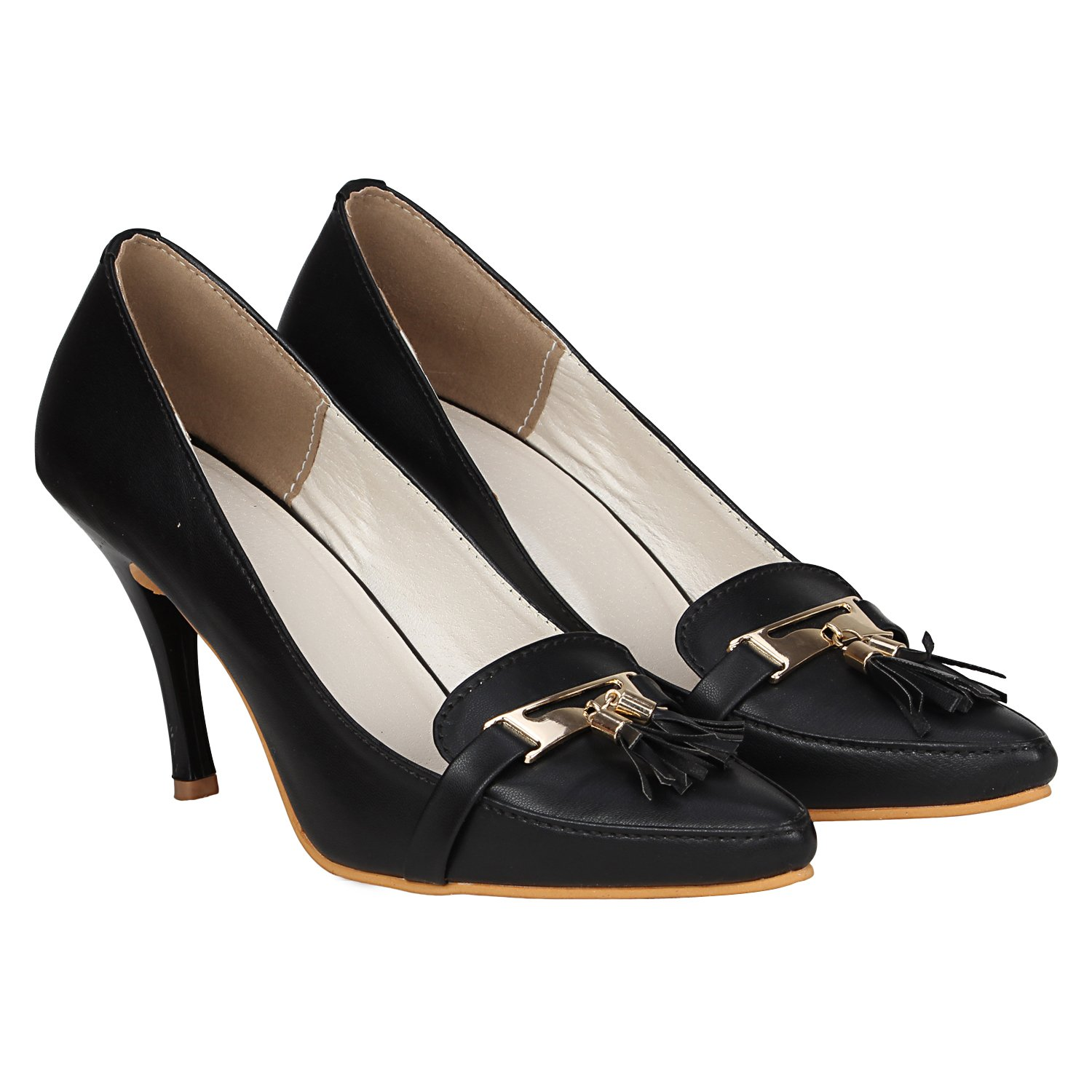 6a84cb58cb2 Misto VAGON Women and Girls Formal Shoes Formal Bellies Shoes with Heels  Bellies with Heels Shoes Bellies Casual Bellies Casual Shoes Pointed Shoes  ...
