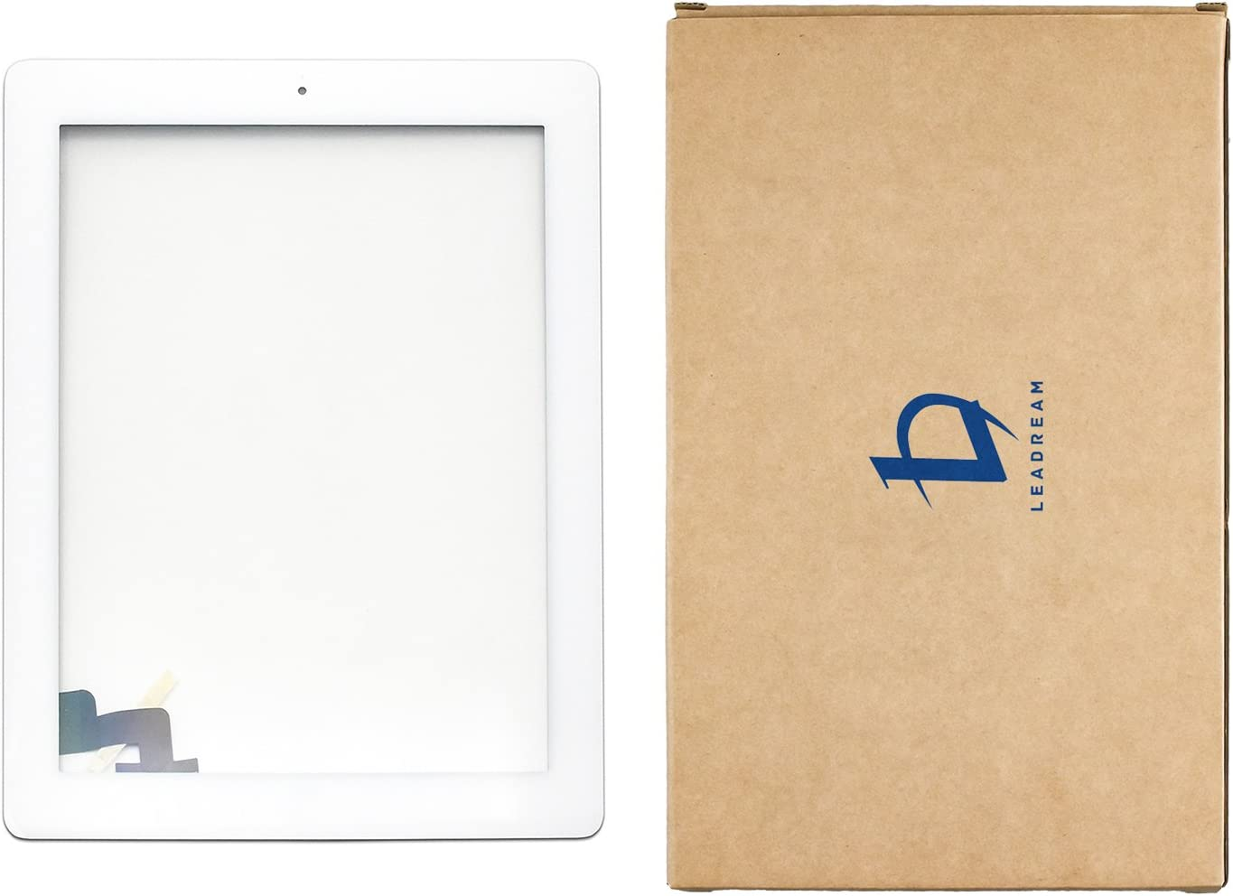 Repuesto Touch Screen para iPad 2 A1395 A1396 blanco