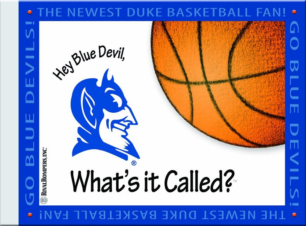 Download The Newest Duke Blue Devils Basketball Fan! ebook