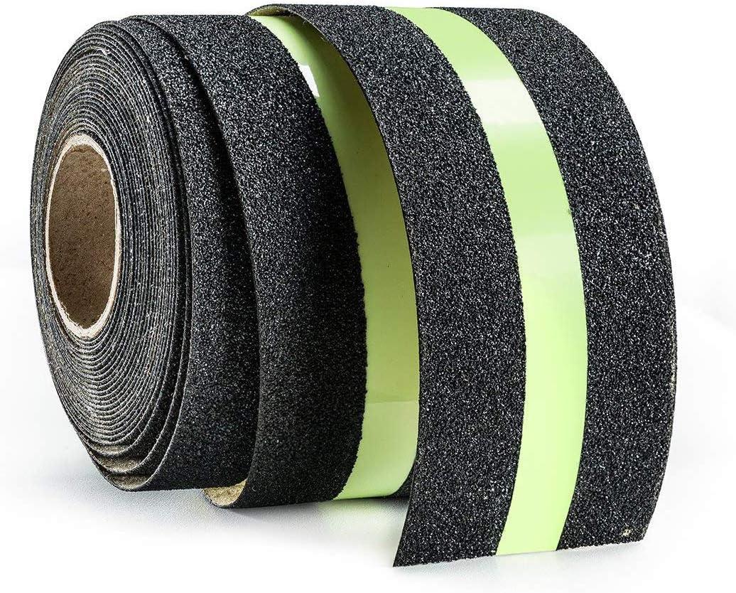 5 cm x 5 m Premium de Calidad Antideslizante Cinta Adhesiva Cinta de Seguridad para Escaleras//Pasos