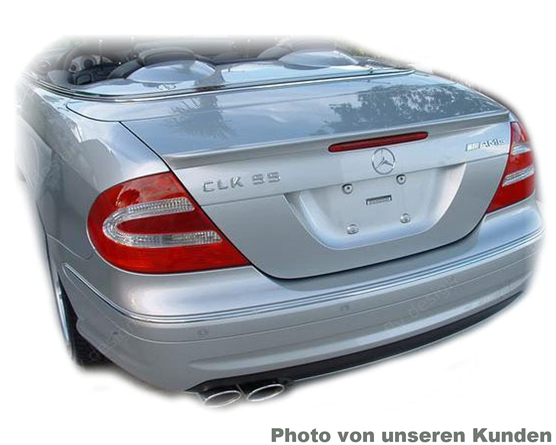 Car-Tuning24 51236813 wie AMG CLK C209 A209 209 Coupe SPOILER HECKFL/ÜGEL AMG Typ A LIP SCHWARZ 197