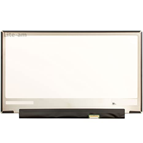 Lite-am - Pantalla para Ordenador portátil Samsung LTN133HL09 Sharp LQ133M1JW15 LQ133M1JW15-E IVO