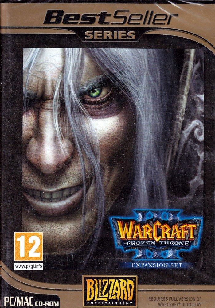Amazon com: Warcraft III: The Frozen Throne: Video Games