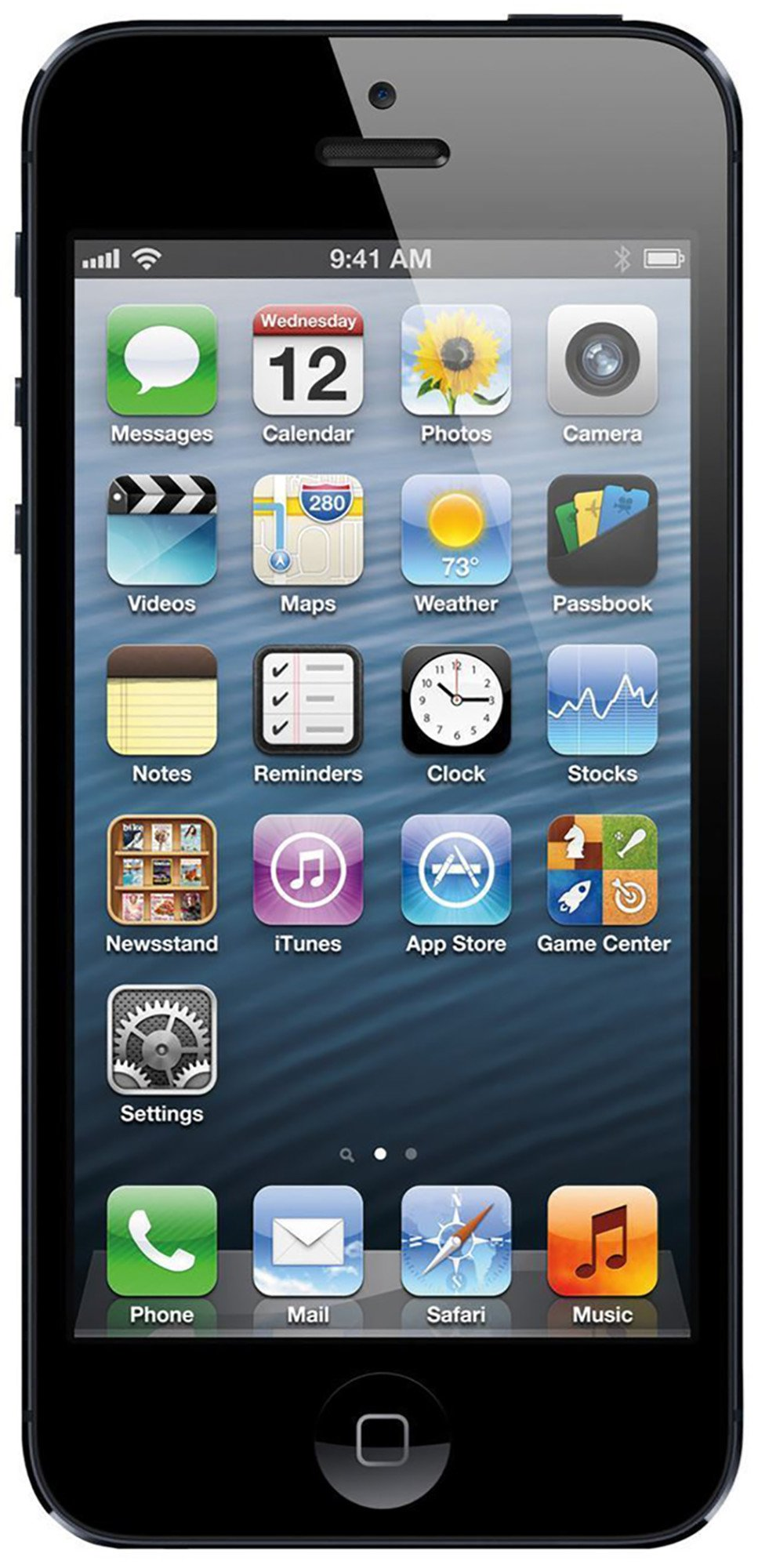 Apple iPhone 5 16GB Unlocked Smartphone, GSM Only (at&T/T-Mobile), Black (Certified Refurbished)