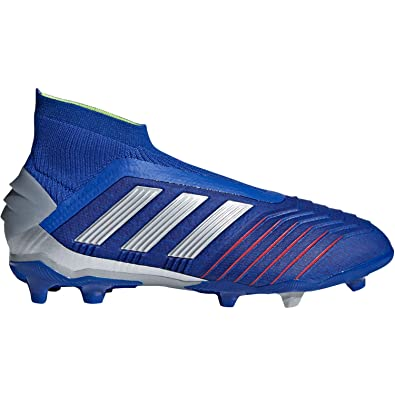fedde567ed87 Amazon.com | adidas Predator 19+ Kids Firm Ground Soccer Cleats | Soccer