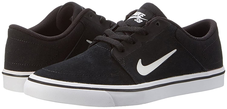 official photos 18bf5 de772 Amazon.com   Nike SB Portmore (Kids)   Shoes