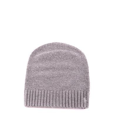 RALPH LAUREN - Coffret écharpe et bonnet Ralph Lauren gris pour femme -  Gris, TU 7129babf03e