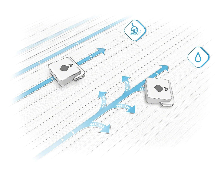 iRobot Robot Fregasuelos Mopa Braava 390 T, Áreas grandes, 7.5 W ...