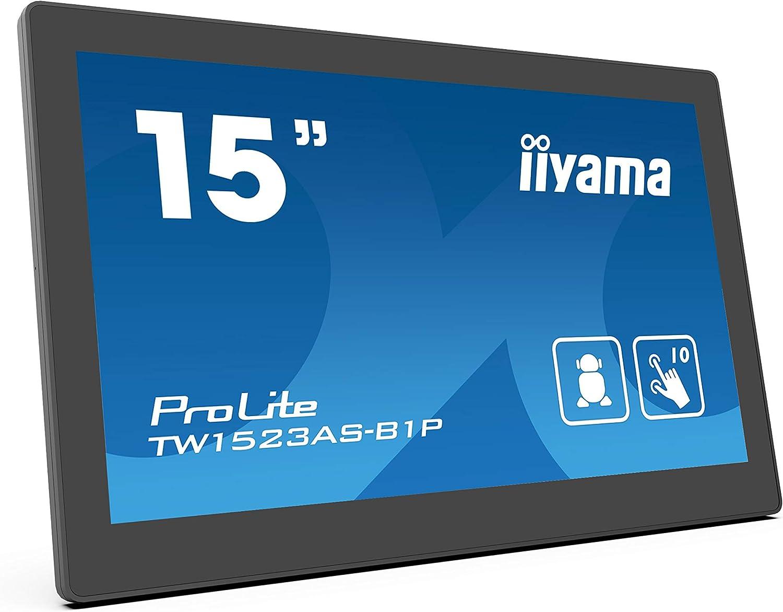 iiyama TW1523AS-B1P Android OS.