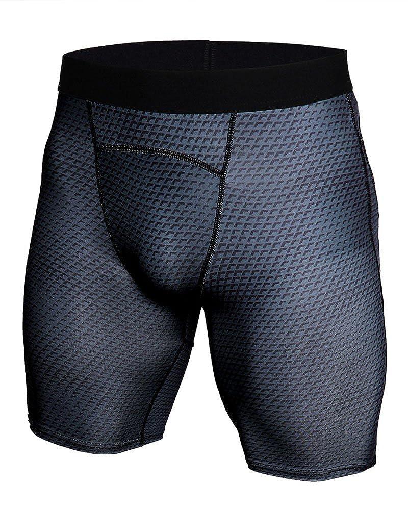 Pantaloncini Termici di Compressione Uomo