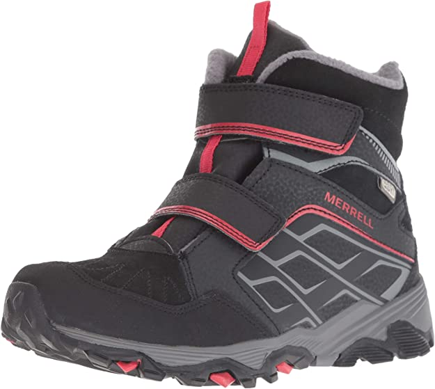 Wide Snow Boots for Kids