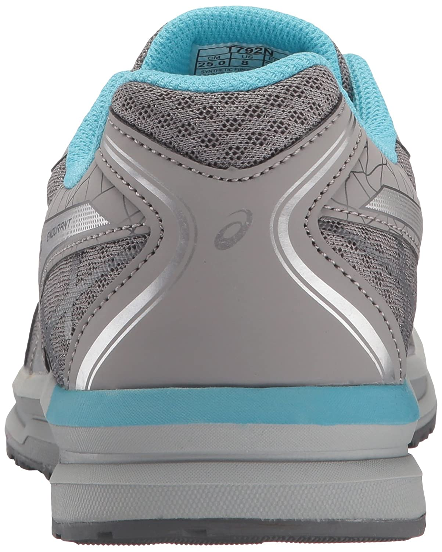 ASICS Women's Endurant Running Shoe B01HQR2L8S 9.5 B(M) US|Aluminum/Silver/Aquarium