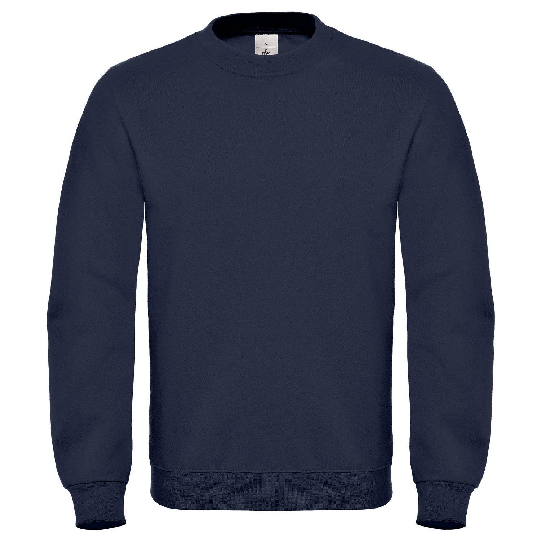 B&C ID.002 Sweatshirt Navy 2XL