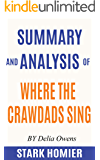 Summary And Analysis Of Where the Crawdads Sing By Delia Owens