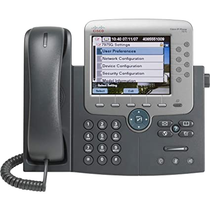 Cisco CP-7975G IP Phone