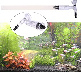 Dabixx Kit de filtros de limpieza de arena para acuario de acuario: Amazon.es: Hogar