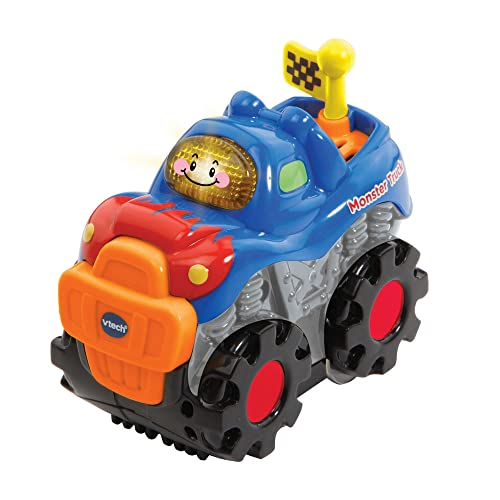 "VTech 501803 ""Toot-Toot Drivers Monster Truck Toy"