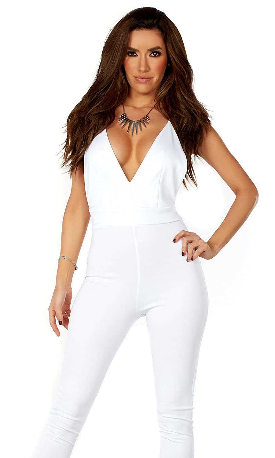 Blvd Collection by Forplay Women's Jumpsuit 885210