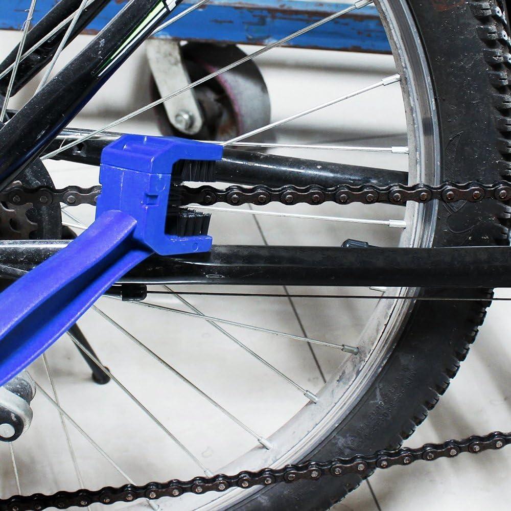 Cepillo Limpia Cadena de Bicicleta o Moto, Desengrasar Cadenas ...