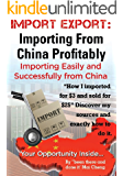 Import Export Importing From China Easily and Successfully