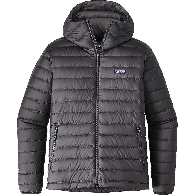 パタゴニア アウター ジャケット&ブルゾン Patagonia Down Sweater Hooded Jacket M Forge Grey 111 [並行輸入品] B075K5XZNR
