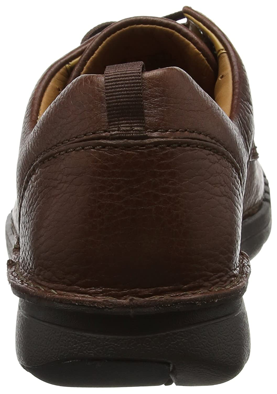 Clarks Herren Unnature Time Derbys  Clarks  Amazon     Schuhe ... 9d92f7
