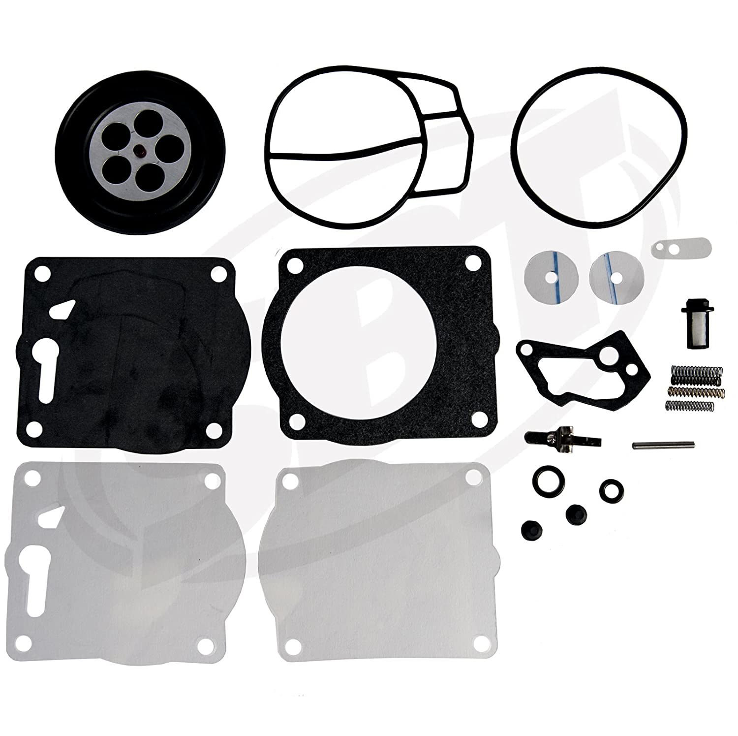 Amazon com: Mikuni SBN-I Series Carb Rebuild kit Sea-Doo